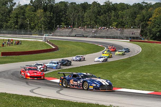 Francis and Buffomante grab Mid-Ohio glory