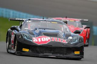 Fix Edges Lally in TA Class Practice at Watkins Glen
